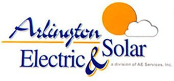 Arlington Solar Electric Logo