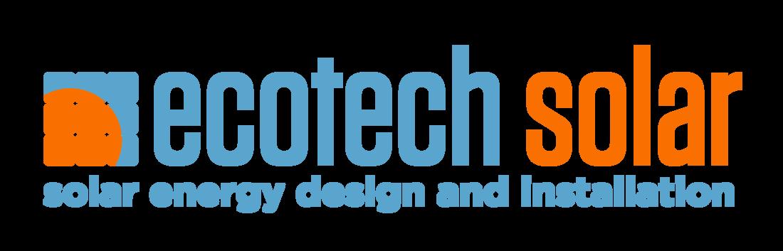 Ecotech Solar Logo