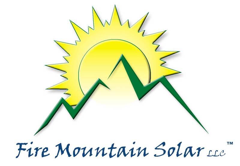 Fire Mountain Solar Logo