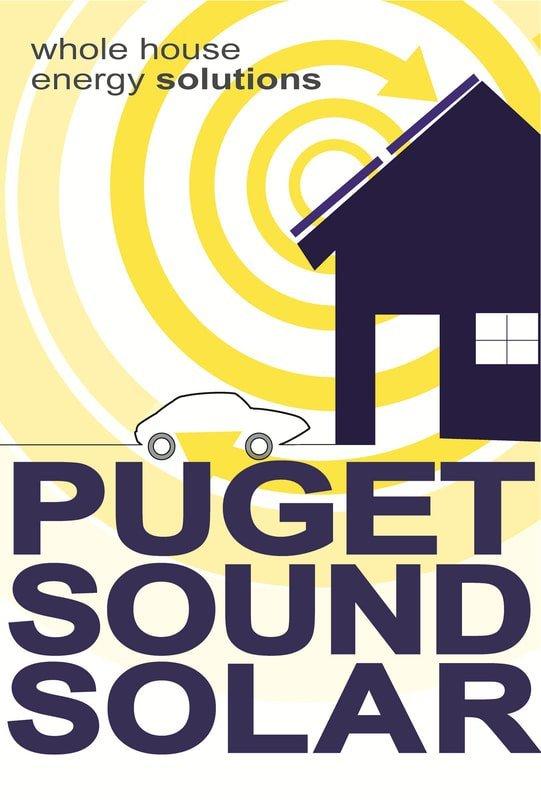 Puget Sound Solar Logo
