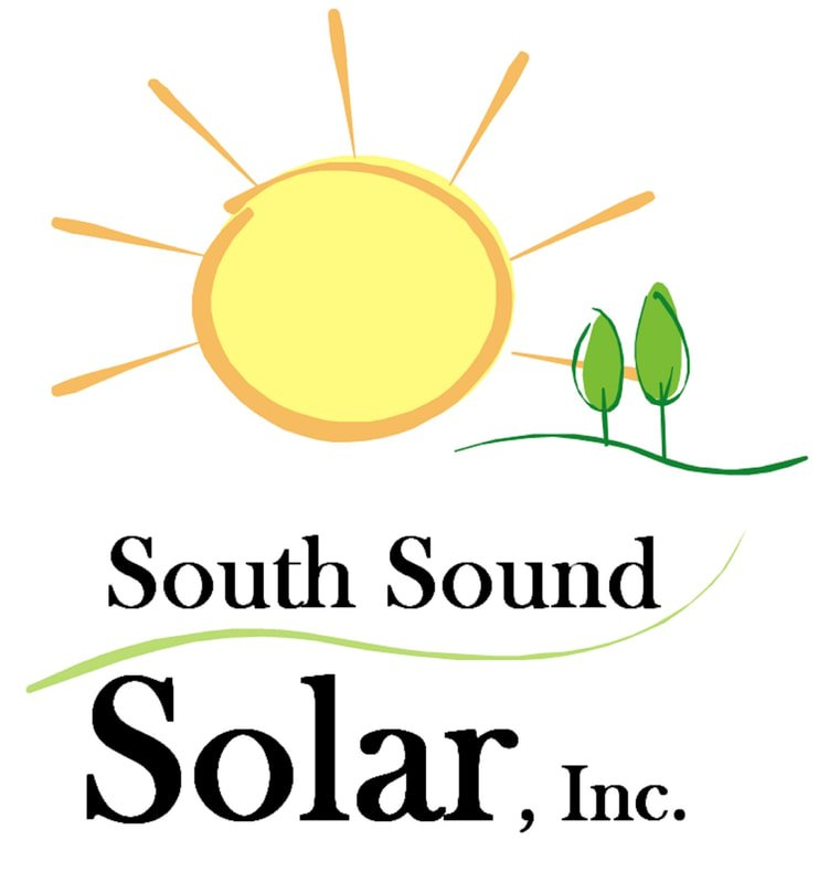 South Sound Solar Logo